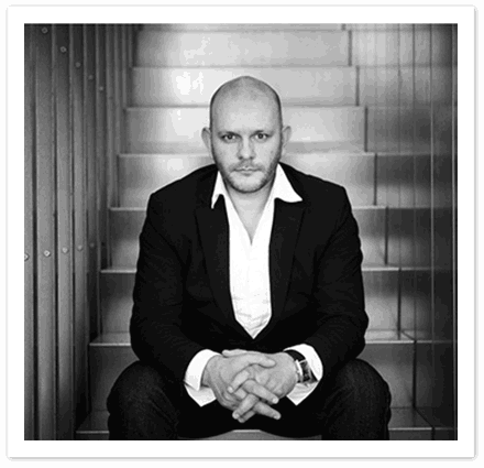 Designer Mickael Bihain