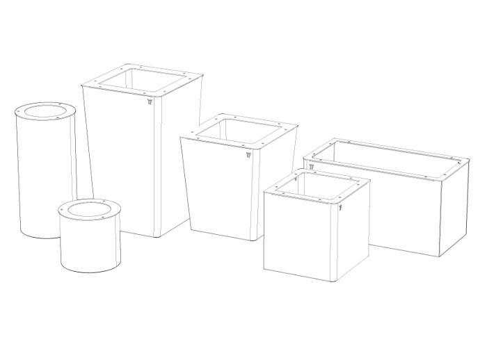 jardinière-metal-mobilier-urbain-outdoor-exterieur-street furniture