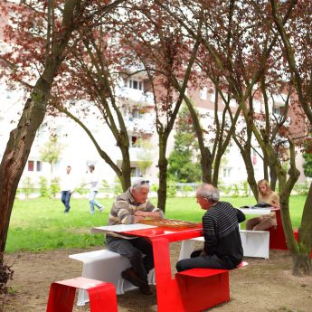 table-pique nique-metal-mobilier-urbain-outdoor-exterieur-street furniture
