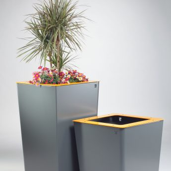 design-metal-jardinères-garden pot