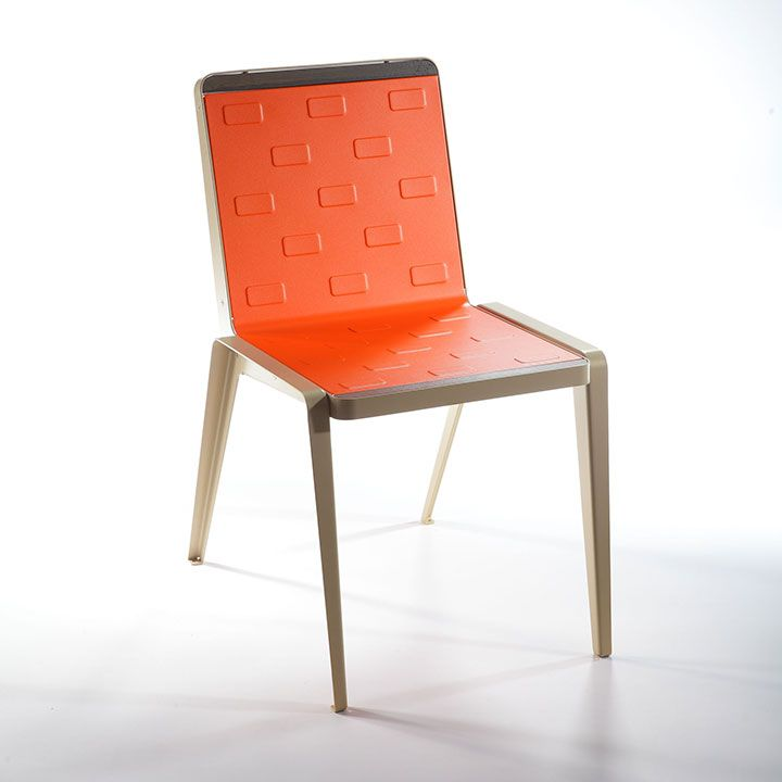 chaise-chair-metal-outdoor-mobilier-street furniture
