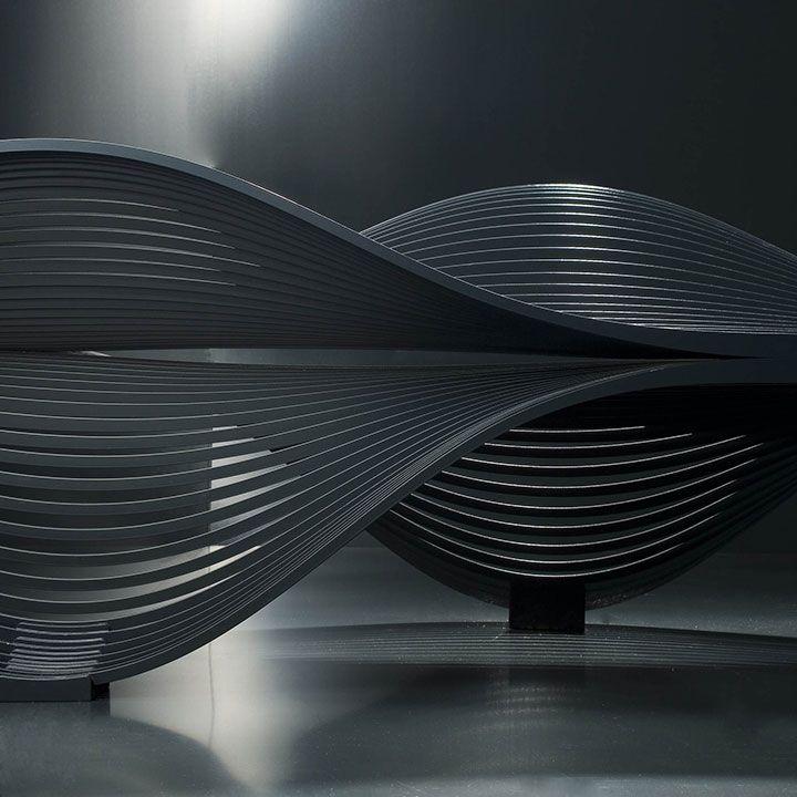 banc-bench-design-metal-mobilier-outdoor-street furniture