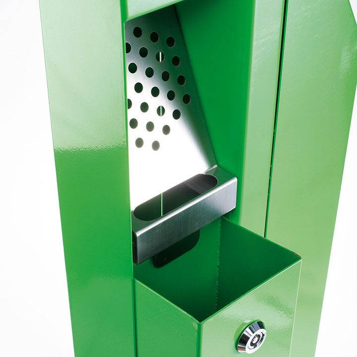 cendrier-ashtray-metal-outdoor-urbain-mobilierstreet furniture