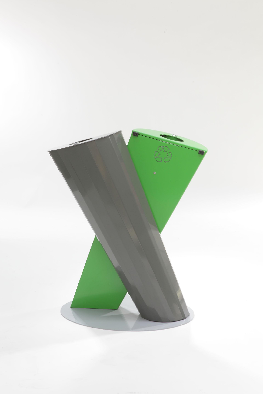 Myxt a remarkable recycling bin - Poubelle de table design ...