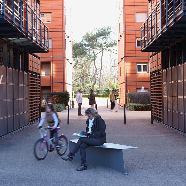 City design street bench