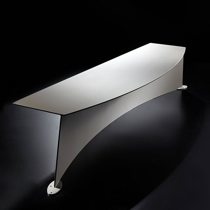 Banc-bench-metal-mobilier urbain-street furniture
