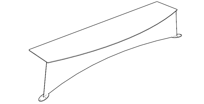 Schéma Banc Blade