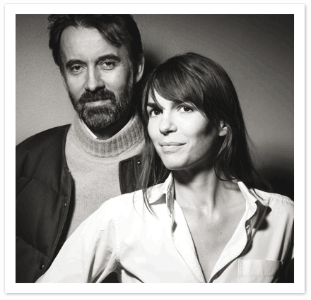 Emmanuel Bonnemazou & Agnes Cambus
