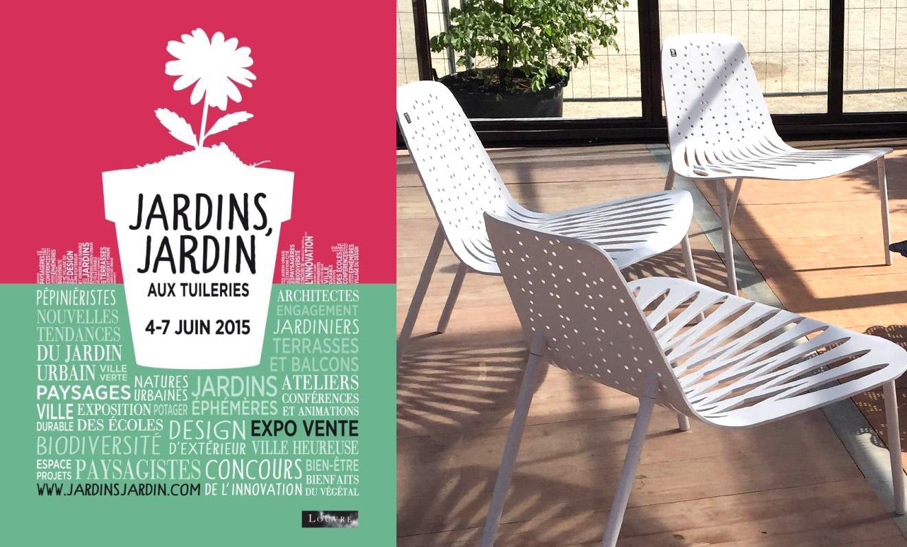 TF urban présent à Jardins Jardin 2015