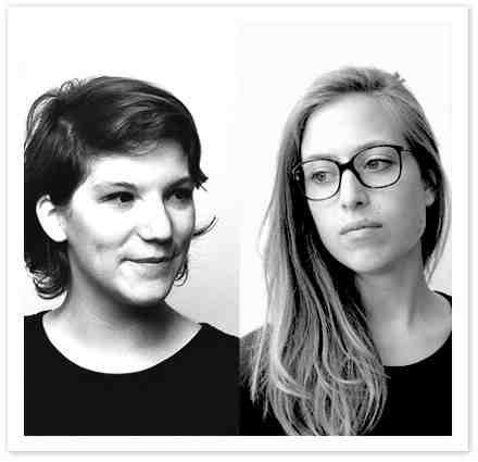 Designers Carol Landriot & Astrid Amadieu