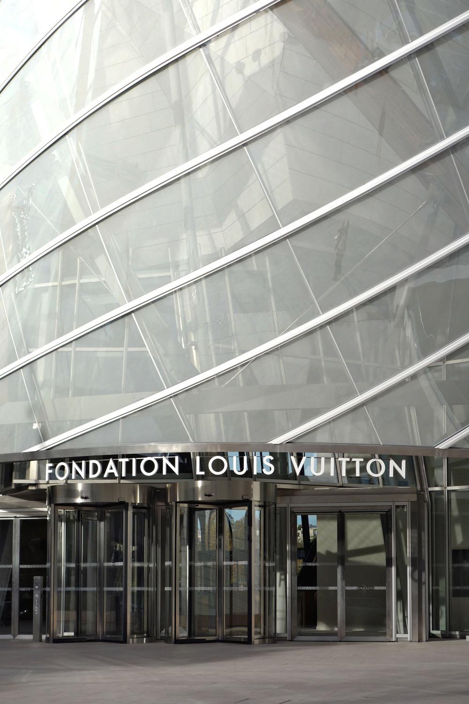 Fondation Louis Vuitton 1