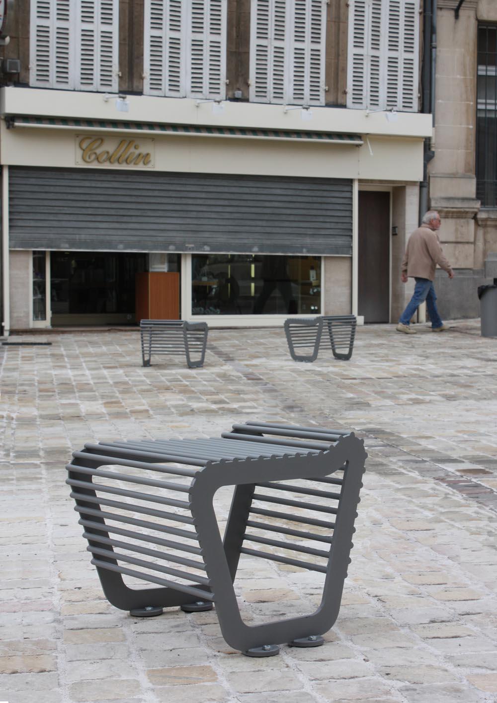 Banc SOLO - Langres