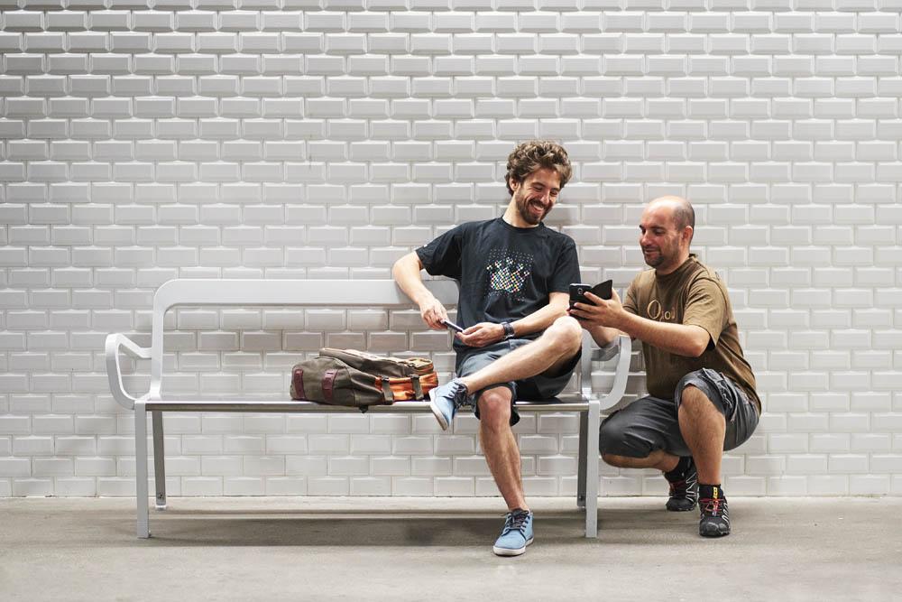 Chaises-bancs-bench-metal-saintetienne-mobilierurbain-streetfurniture-TFURBAN