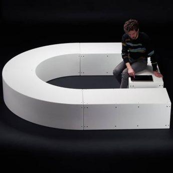 banc-bench-sculpture-corbusier-savoye-metal-mobilier-urbain-outdoor-street furniture-