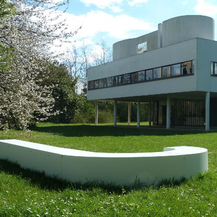 Banc architecturale Le Modulaire