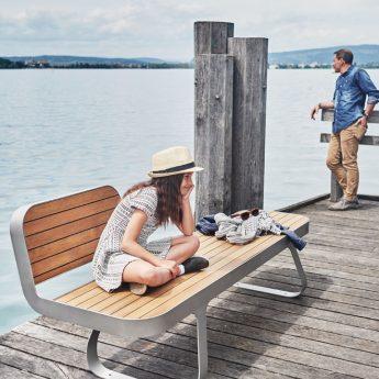banc-bench-bois-metal-mobilier-urbain-outdoor-street furniture-outdoor