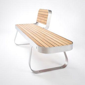 urban furniture sea bench