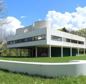 villa savoye - Banc Sculpture Le Modulaire de Maud LC par  TF-square