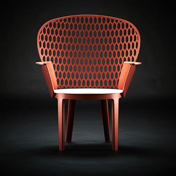 Brive – Chaise urbaine