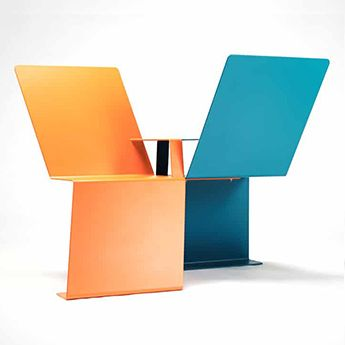 Design Urban chair dvam bright colours