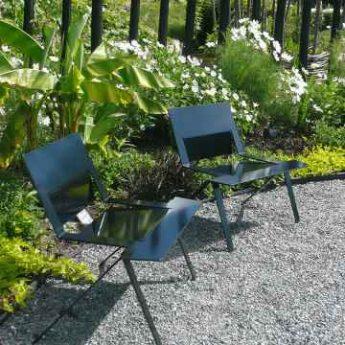 Chaise extérieure Icila