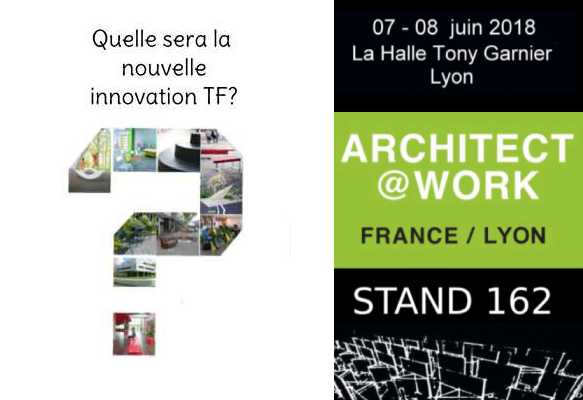 Salon Architect@Work Lyon 2018
