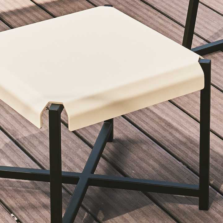 Table basse en métal Design