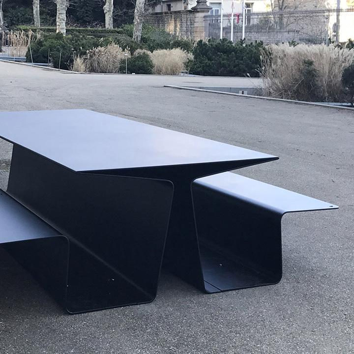Table Banc Urbain
