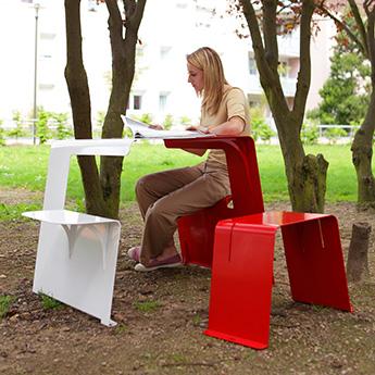 Mobilier Urbain Table Pour Collectivite