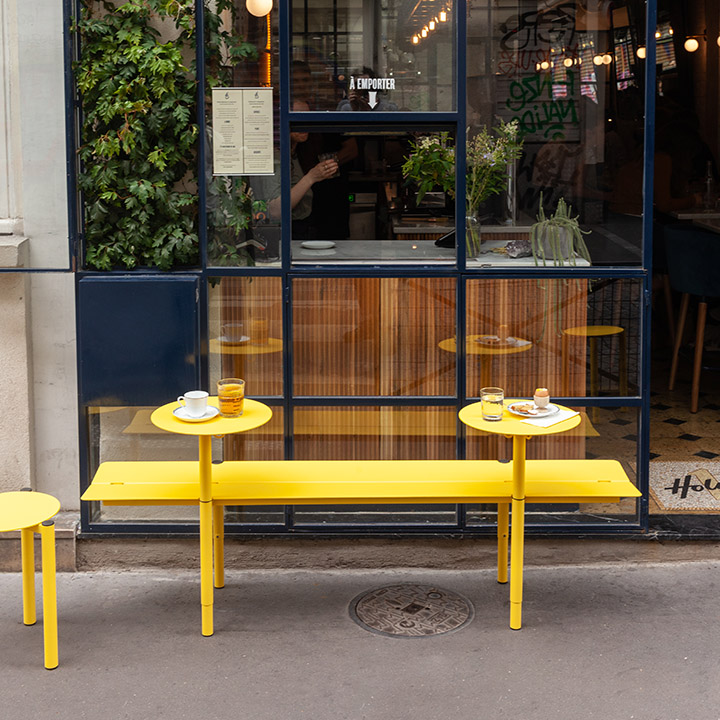 Outdoor Bar Furniture for Terrace