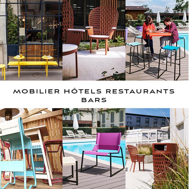 Mobilier Professionnel Design pour Restaurants et Hôtels