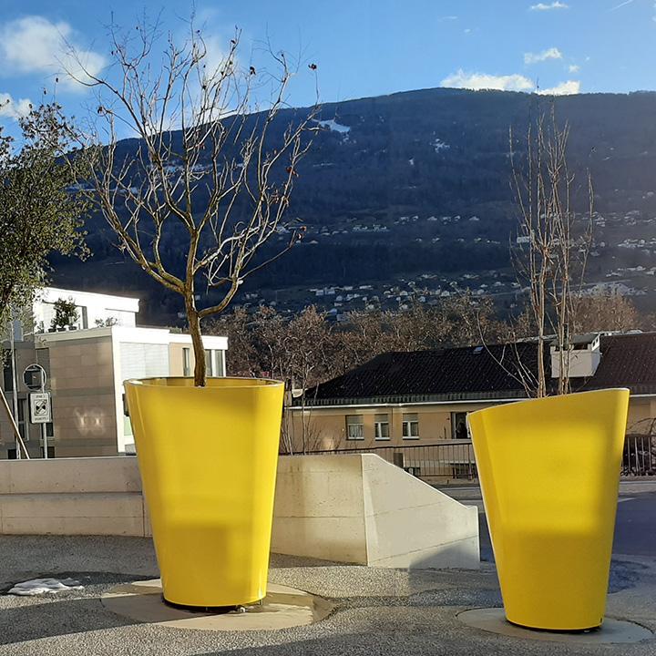 Jardinières Sion