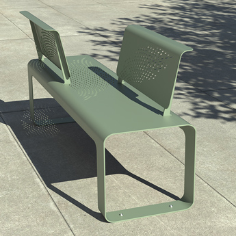 Design Double Bench