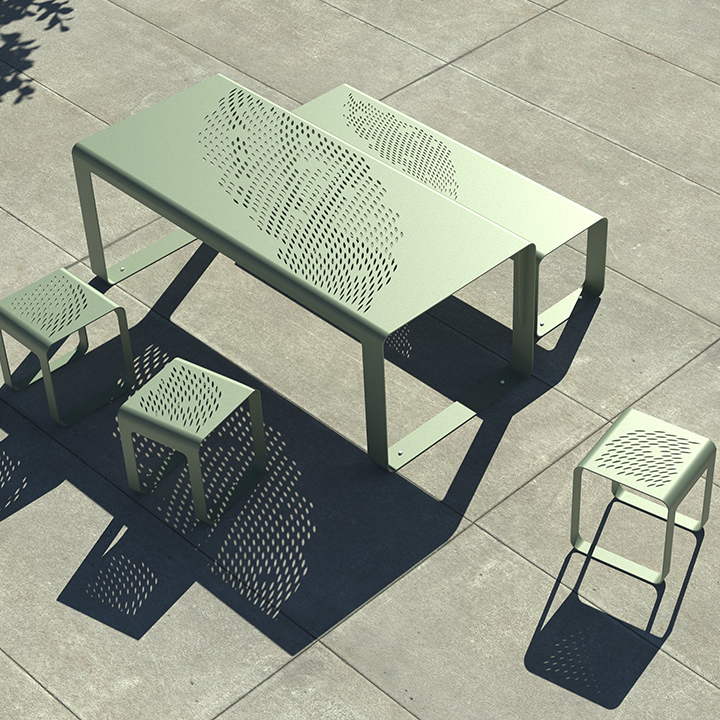 Zig&Zag Table