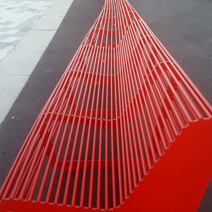 Line Bench