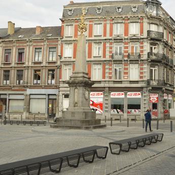 Fabricant de mobilier urbain de designers. Région Rhône-Alpes -France