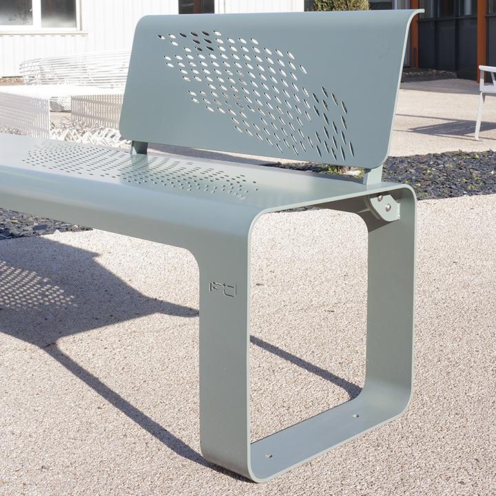 Zig&Zag Urban Bench