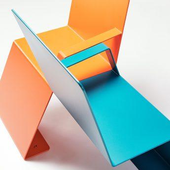 TF URBAN - chaises DVAM - by Mikael Rigaudon