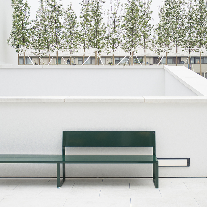 TF URBAN - SOFT BENCh by Lucile Soufflet