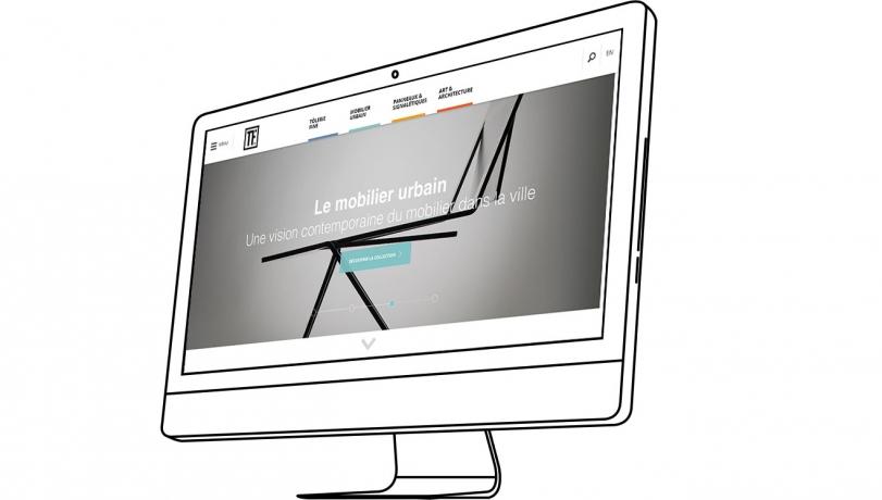 Un nouveau site web pour 4 marques